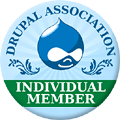 association member badge